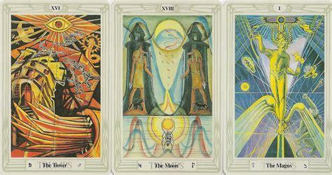 thoth deck the eno s tarots thoth tarot