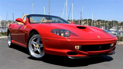 We empower classic car buyers, sellers, and enthusiasts with insights for the classic car industry. 2001 Ferrari 550 Barchetta Pininfarina - CLASSIC.COM