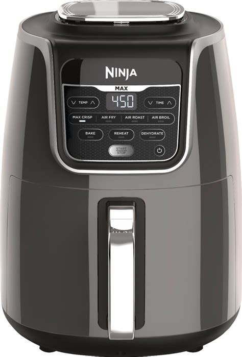 fryer ninja air gray 5qt fryers af161 bestbuy customer