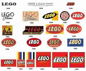 The evolution of the LEGO logo | LegoBram | Flickr