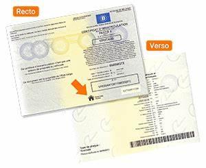 Comment Changer L Adresse Sur La Carte Grise : comment obtenir mon certificat d 39 immatriculation mon assurance ~ Medecine-chirurgie-esthetiques.com Avis de Voitures