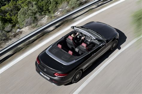 mercedes  klass cabriolet  facelift teknikens vaerld