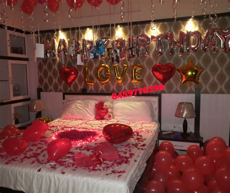 Decorating Ideas Ninetieth Birthday by Room Decoration For Birthday In