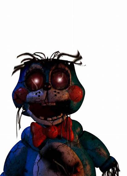 Bonnie Fnaf Fazboggle Toy Withered Still Ft