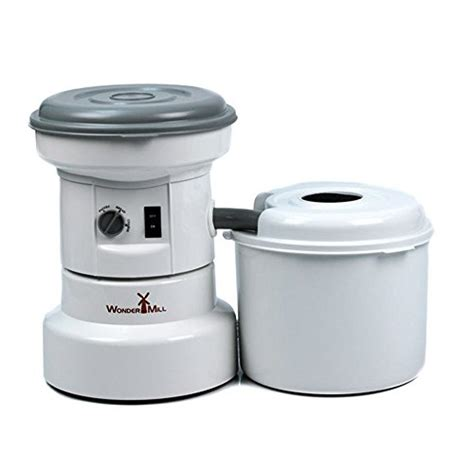 powerful electric grain mill wheat grinder  home