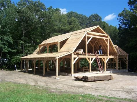 gambrel house plans cordwood frame with gambrel roof like the structure