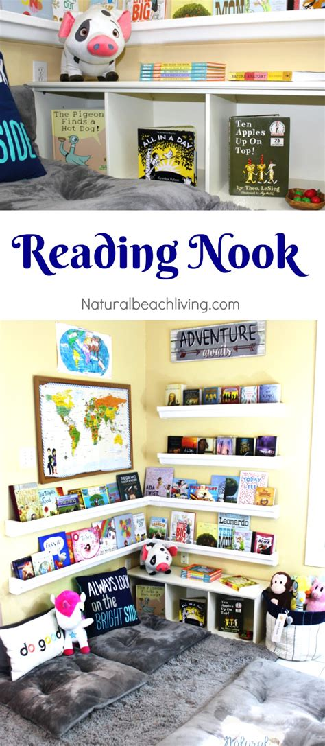 Reading Nooks Set by How To Set Up A Reading Nook Plus Diy