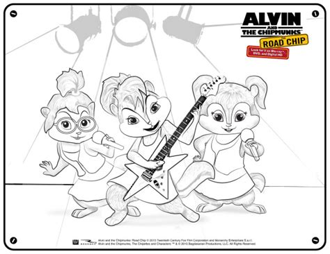 alvin   chipmunks  road chip release