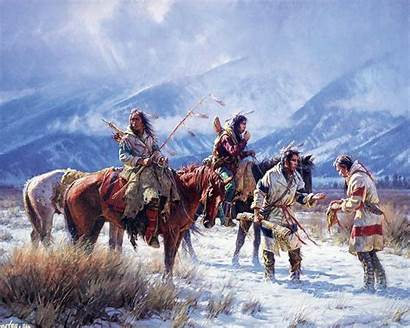 Native American Backgrounds