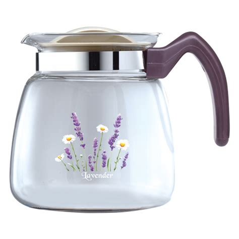 kettle tea glass stovetop hg 1941 64oz clear