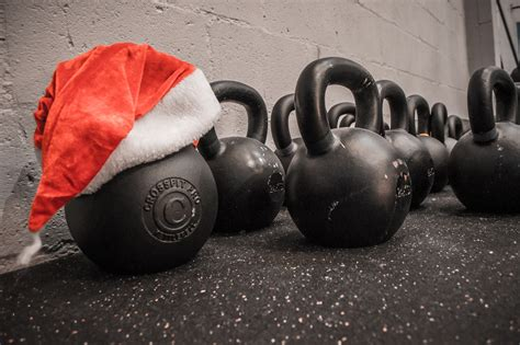 crossfit gym christmas kettlebell exercise weights training russian ball sports equipment sculpture vehicle pxhere domain