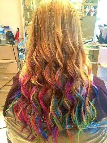 image result  dip dye  kids blonde  gabrielle