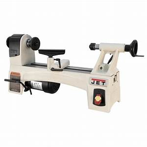 Jet JWL-1015 Woodworking Lathe Review - The Basic Woodworking