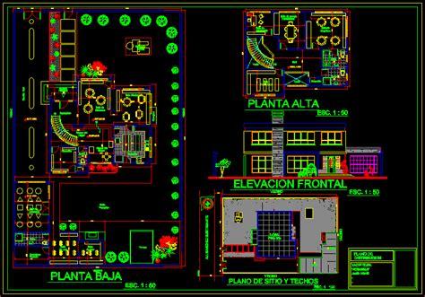 kindergarten dwg plan  autocad designs cad