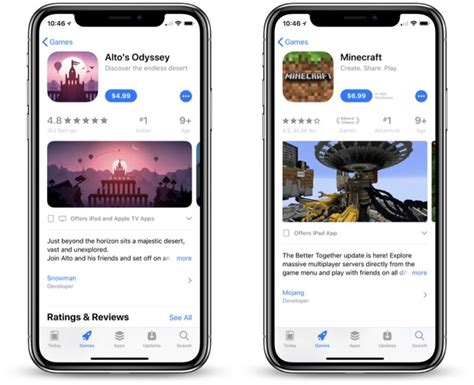 App Store Pages Now Able To Feature Up To 10 Screenshots