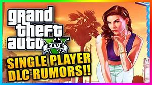 GTA 5 Single Player DLC Rumors - Is It The Biggest DLC Yet ...