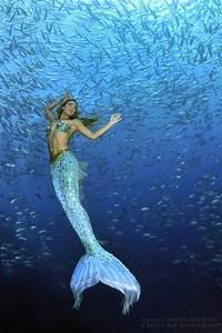 Underwater Mermaid Model - Hannah Mermaid