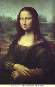 Leonardo da Vinci Mona Lisa (La Gioconda)