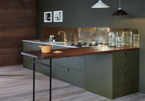 credence design cuisine une cuisine design pour un intérieur contemporain