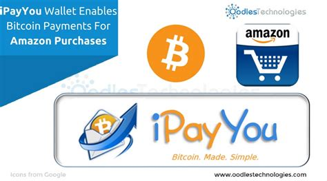 Kavner is eyeing a persistent gap in the market. iPayYou Wallet Enables Bitcoin Payments For Amazon Purchases
