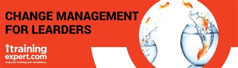 change management training program  top training