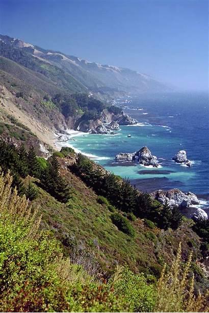 Sur State California Creek Marine Reserve Area