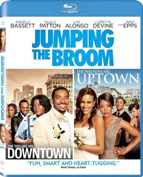 Jumping The Broom Bluray Release Date Blackfilmm