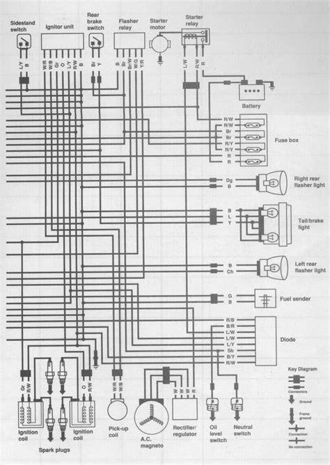 yamaha xj 900 wiring diagram apktodownload