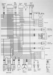 Yamaha Xj 900 Wiring Diagram