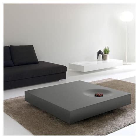 table basse design table de salon plat kendo