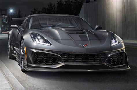 2019 Chevrolet Corvette Zr1, The 'king Of Supercar' Has