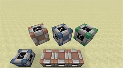 Minecraft Command Custom Blocks