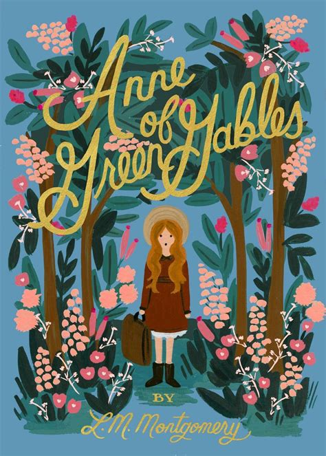 Delicious Reads Book Review For Anne Of Green Gables