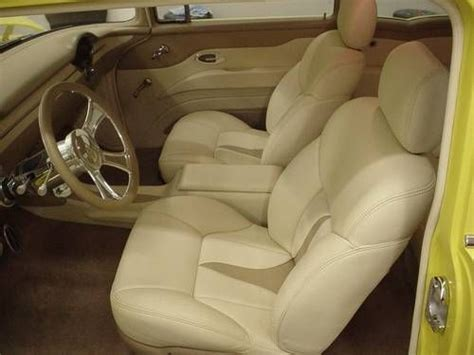 Custom Interior 57 Chevy Bel Air