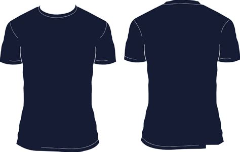 Tshirt Template Png by The Gallery For Gt Transparent T Shirt Template