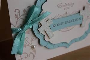 Stempel Selber Gestalten : einladung zur konfirmation kommunion stempel doch mal stampin 39 up ~ Eleganceandgraceweddings.com Haus und Dekorationen