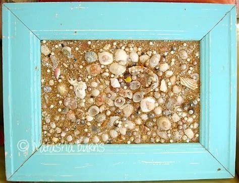 seashell crafts coastal decor ideas interior design