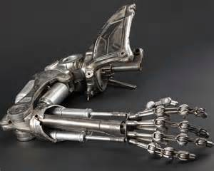 Robotic Human Arm