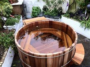 Cedar Hot Tub : round western red cedar complete timber tub systems robert 39 s hot tubs ~ Sanjose-hotels-ca.com Haus und Dekorationen