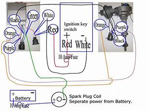 Ignition Module Wireing Diagram   Is It Right