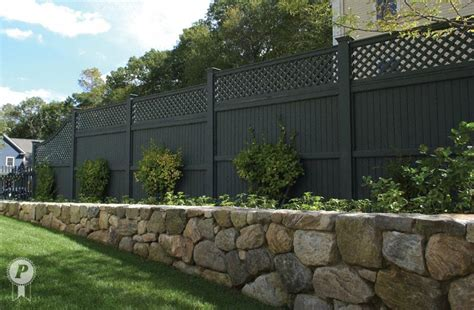 privacy fence height we sell install custom wood fence products