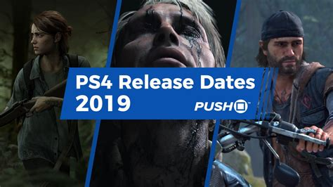 New Ps4 Games Launching In 2019