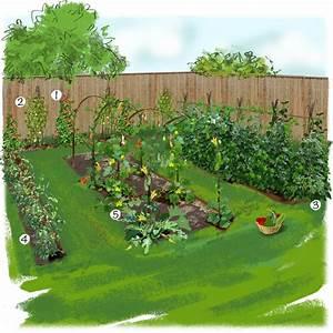 potager grimpant jardin potager jardineries truffaut With idee d amenagement de jardin 2 jardin verger jardin potager jardineries truffaut