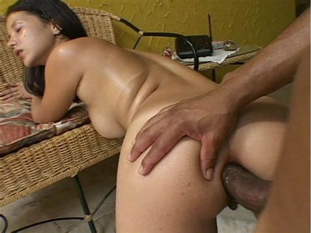 #Huge #Cock #Up #Her #Ass