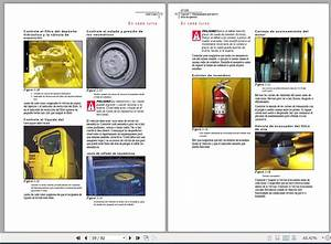 Atlas Copco Wheel Loader Scooptram St 1030 Operators Guide