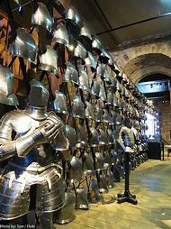 Tower of London Weapons