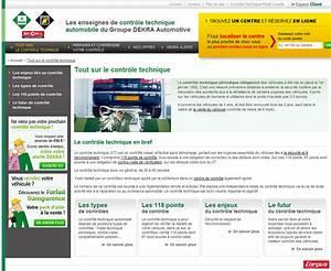 Dekra Controle Technique : contr le technique le bon plan de dekra photo 2 l 39 argus ~ Medecine-chirurgie-esthetiques.com Avis de Voitures