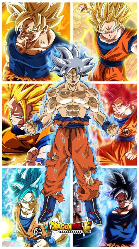 goku form  jemmypranata anime dragon ball super