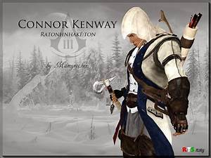 Rock The Sims Italy m/: AssasSIM'S CREED - CONNOR KENWAY