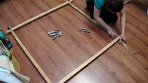 Wood How To Build A Quilt Frame Pdf Plans